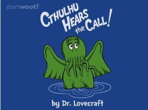 lovecraft seuss